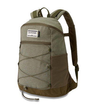 Dakine WNDR 18L Backpack Dark Olive