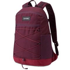 Dakine WNDR 18L Backpack Garnet Shadow