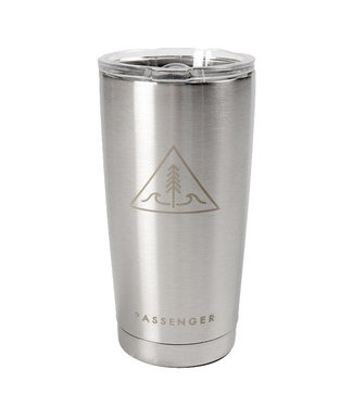 Passenger Joe Stainless Steel Flask