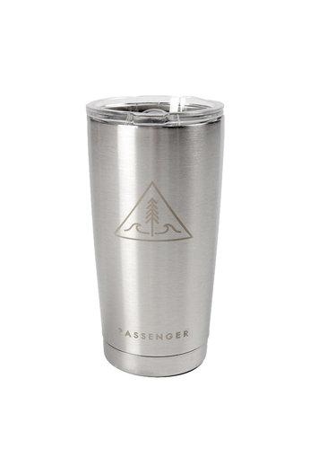 Passenger Joe Stainless Steel Flask