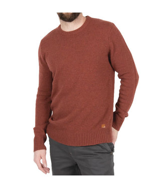 Passenger Wagon Knit Jumper Orange