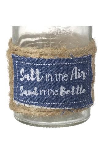 Heaven Sends Sand in the Bottle Glass Bottle