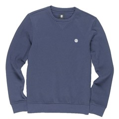 Element Cornell Classic Crew Jumper Eclipse Navy