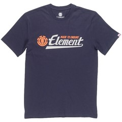 Element Signature T-Shirt Eclipse Navy