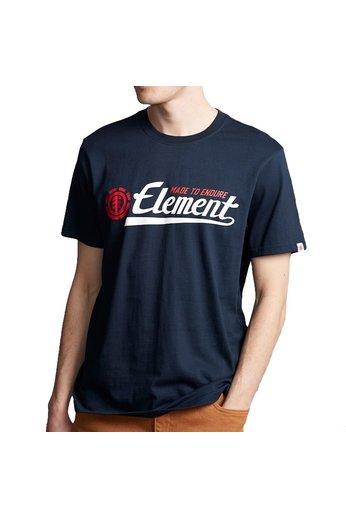 Element Signature T-Shirt Eclipse Navy