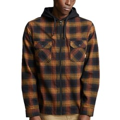 Element Wentworth Shadow Hooded Shirt Gold