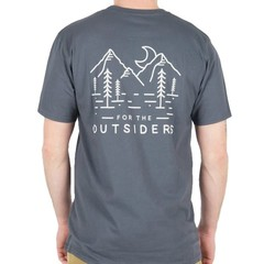 Passenger Freeride T-Shirt Midnight Navy