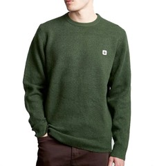 Element Danny Jumper Forest Green