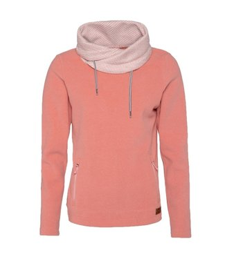 Protest Novato Hoody Think Pink