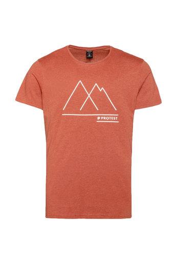 Protest Bosham T-Shirt Cinnamon