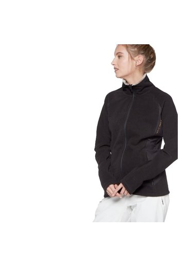 Protest Frisk Zip Jacket True Black