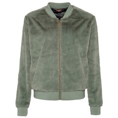 Protest Firby Zip Jacket Amazone Green
