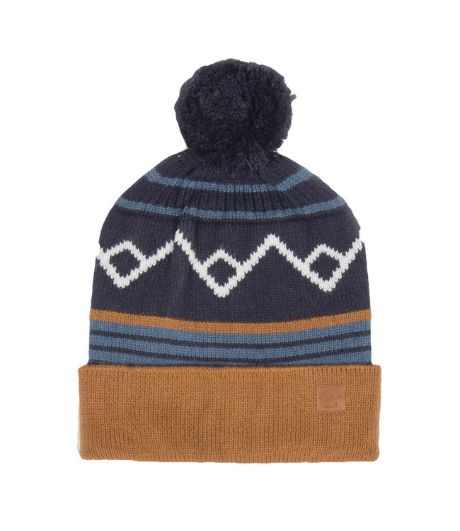 Passenger Bjerg Beanie Hat Multi