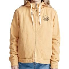 Billabong Harlem Jacket Honey Gold