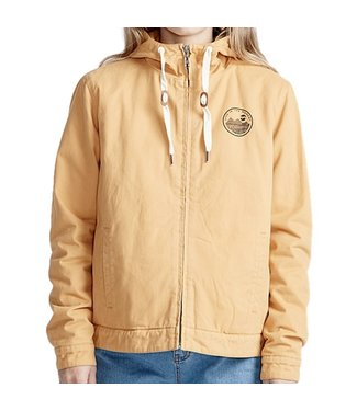 Billabong Harlem Jacket Honey Gold