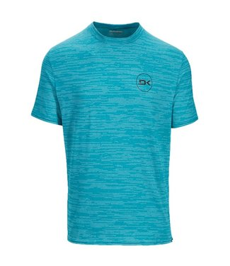 Dakine Roots Loose Fit S/S Rash Vest Seaford Heather