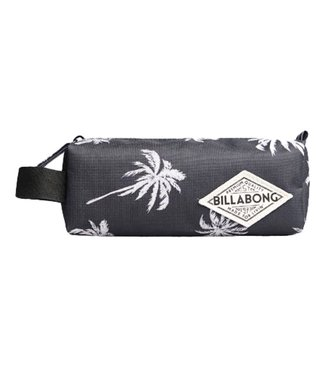 Billabong Sharpen Up Accessory Case Black White