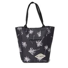 Billabong Lunch Date Handbag Black White