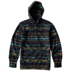 Billabong Furnace LS Hooded Anorak Jacket Bermuda