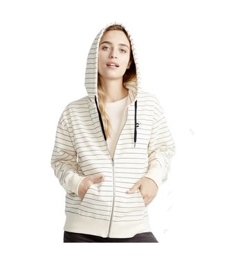 Billabong Beach Day Zip Hoody White Cap