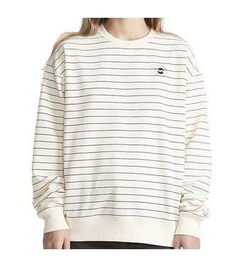 Billabong Beach Day Crew Jumper White Cap