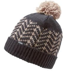 Dakine Camila Bobble Beanie Hat Black Stone