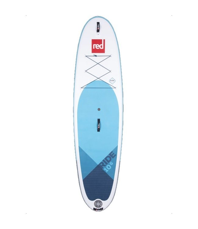 Red Paddle Co. Ride 10'6 x 32 SUP PACKAGE 2020 BLUE