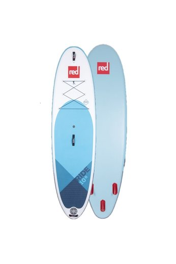 Red Paddle Co. Ride 10'8 x 34 SUP PACKAGE 2020