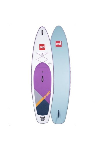 Red Paddle Co. Sport 11'3 x 32 SUP PACKAGE 2020 PURPLE