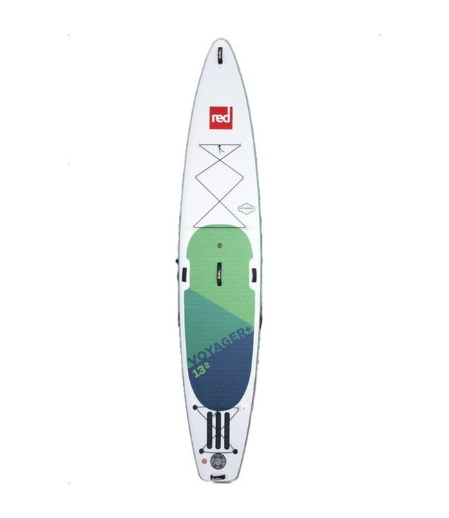 Red Paddle Co. Voyager 13'2 x 30 SUP PACKAGE 2020