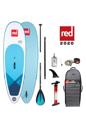 Red Paddle Co. Whip 8'10 x 29 SUP PACKAGE 2020