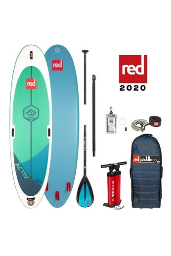 Red Paddle Co. Activ 10'8 x 34 SUP PACKAGE 2020