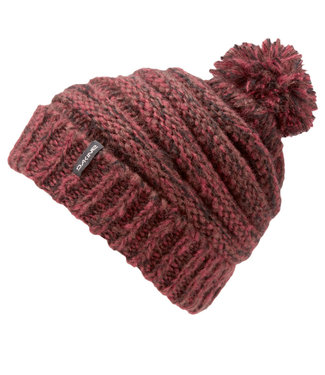 Dakine Scrunch Bobble Beanie Hat Deep Mix