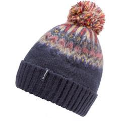 Dakine Margaret Bobble Beanie Hat Night Sky