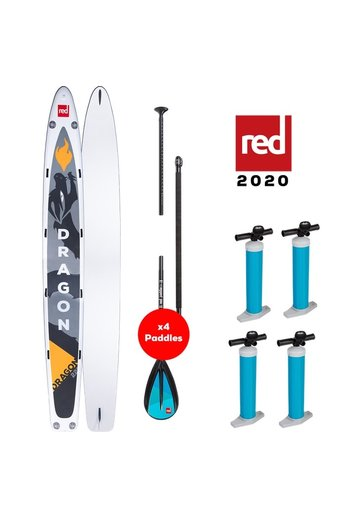 Red Paddle Co. Dragon 22' x 34 SUP PACKAGE 2020