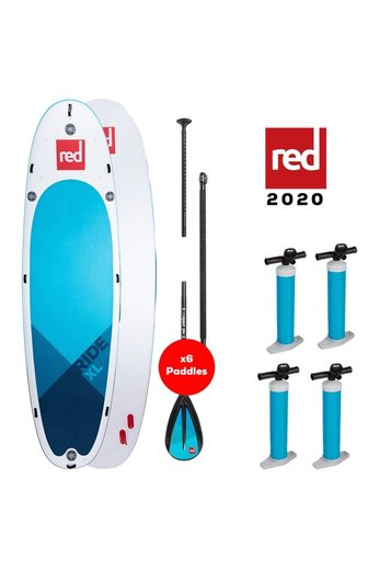 Red Paddle Co. Ride XL 17' x 60 SUP PACKAGE 2020