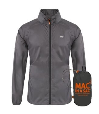 Mac in a Sac Mac in a Sac Jacket Charcoal