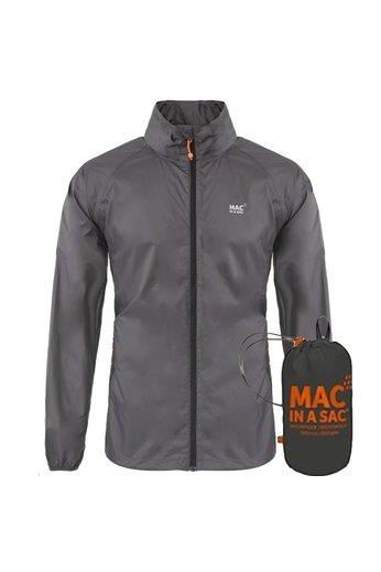 Mac in a Sac Mac in a Sac Jacket Charcoal