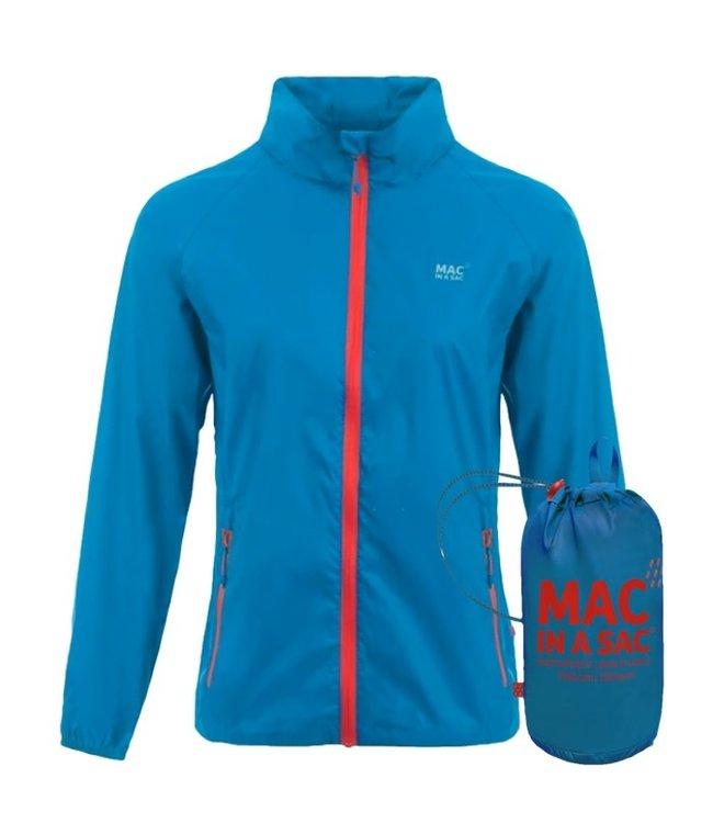 Mac in a Sac Mac in a Sac Jacket Electric Blue