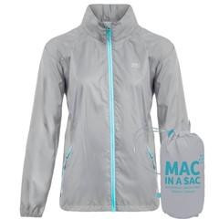 Mac in a Sac Mac in a Sac Jacket Fossil Grey