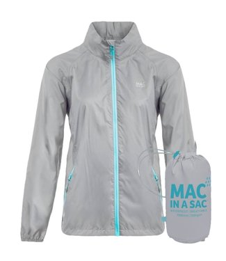 Mac in a Sac Mac in a Sac Jacket Fossil Grey
