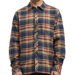 Billabong Coastline LS Shirt Navy
