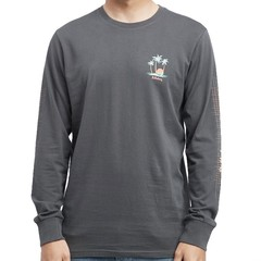 Billabong Sailin LS T-Shirt Asphalt