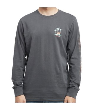 Billabong Sailin LS T-Shirt Asphalt