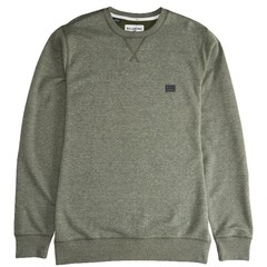 Billabong All Day Crew Jumper Dark Military