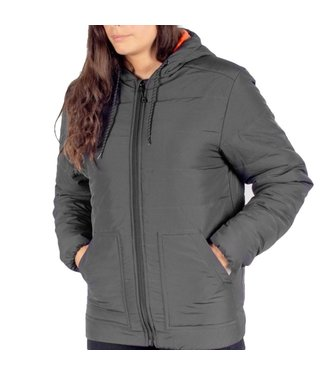 Passenger Bobcat Packaway Jacket Ebony