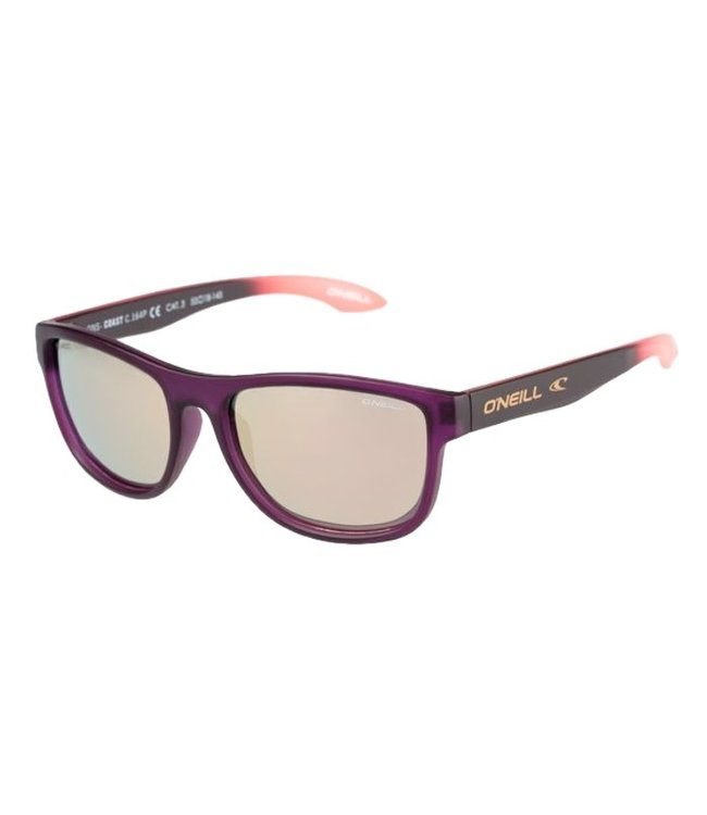 O'Neill Sunglasses Coast Sunglasses Purple Coral 164P