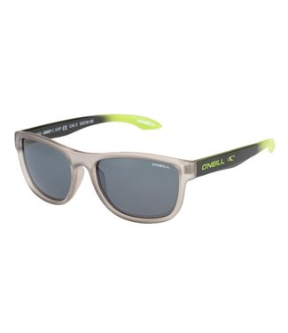 O'Neill Sunglasses Coast Sunglasses Grey Black Lime 165P