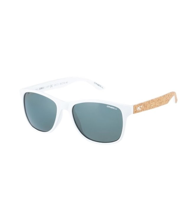 O'Neill Sunglasses Corkie Sunglasses White Cork 100P