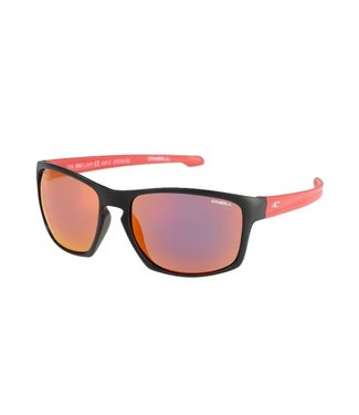 O'Neill Sunglasses Krui Sunglasses Matt Black Red 104P